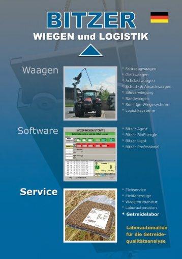 Laborautomation - Bitzer Wiegetechnik GmbH
