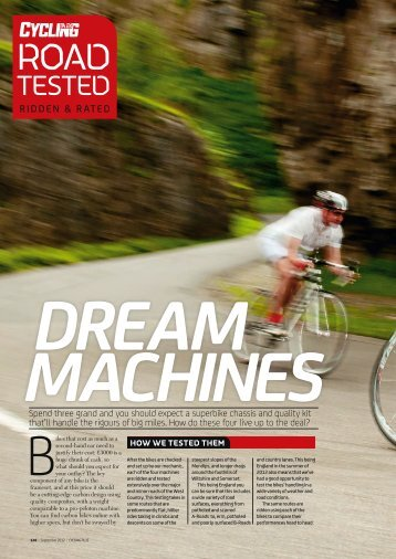 Cycling Plus - Forme