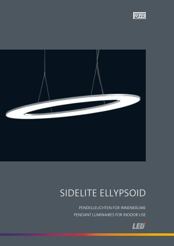 Sidelite ellypSoid - RZB