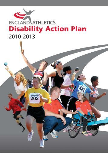 Disability Action Plan - Suffolk County Athletics Association