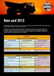 CEN rate card 2013.indd - Crown Publications