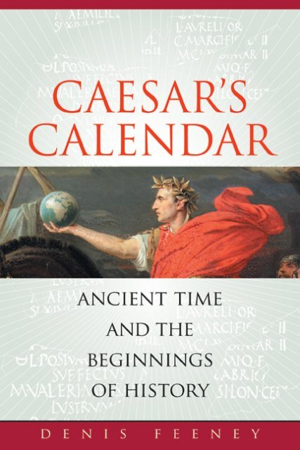 caesars calendar ancient time and the above top secret