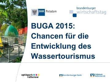 Vortragsfolien als PDF - Brandenburger Wirtschaftstag