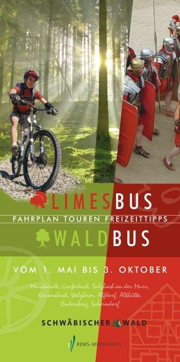 Limesbus - Gemeinde Rudersberg