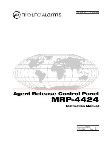 AFC-600 Addressable, Intelligent Fire Alarm Control Panel