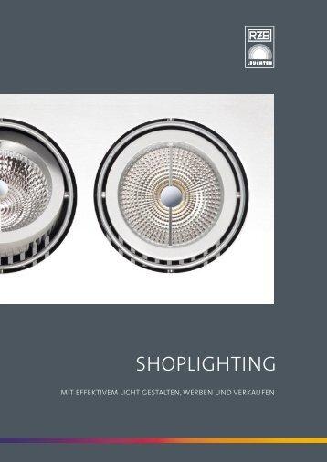 SHopLIGHTING - RZB