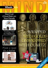 The Summer 2011 issue - AUC