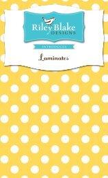 Laminates - Riley Blake Designs