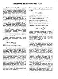 EXPLORAREA ECHILIBRULUI ACIDO-BAZIC - OvidiusMD