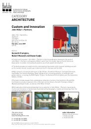 Custom and Innovation - Black Dog Publishing