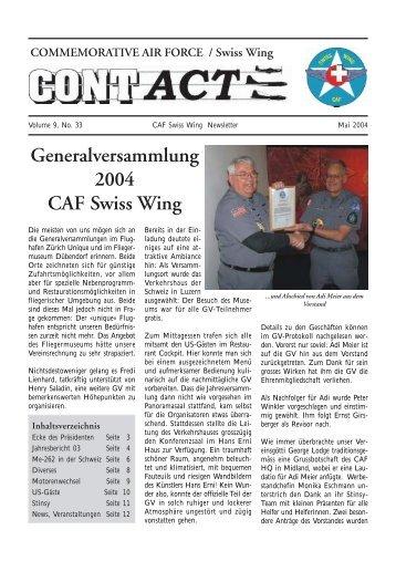 Dez 01 - Swiss Wing
