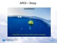 APEX – Deep - Euro-Argo