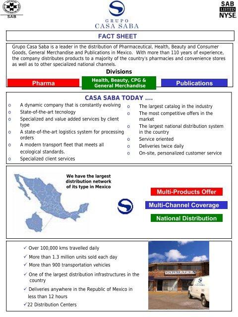 Presentación de PowerPoint - Casa Saba