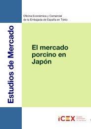 El mercado de porcino en Japón (Informe ICEX) - Eurocarne