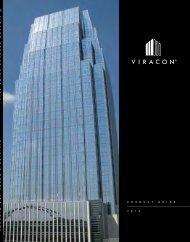 2 0 1 3 P R O D U C T G U I D E VIRACON PRODUCT GUIDE 2013 ...