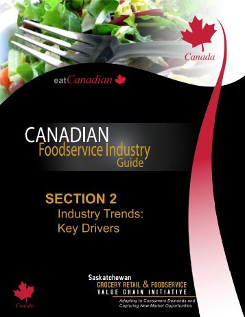SECTION 2 - Saskatchewan Grocery Retail and Foodservice Value ...