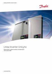 Linea Inverter UniLynx - Danfoss