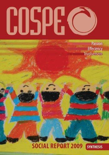 Social Budget EN 2009 - Cospe