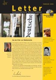 1 0 6 Von der Print- zur Medienmarke - Arbeitskreis PRESSEMARKT ...