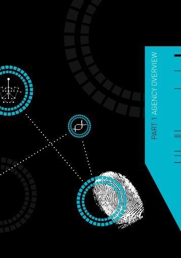 Part 1 Agency Overview (PDF - 950Kb) - CrimTrac