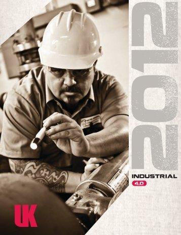 2012 UK Industrial Catalog - USA English - Underwater Kinetics