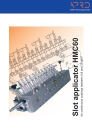 Download Datasheet - APRO© Technologie GmbH