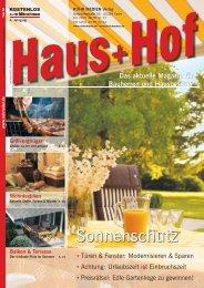 Sonnenschutz - RUHR MEDIEN Werbeagentur