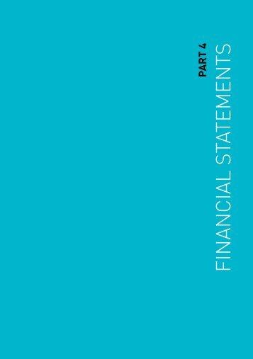 Financial Statement - CrimTrac