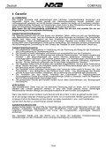 Installations- und Bedienungsanleitung - Seite 7