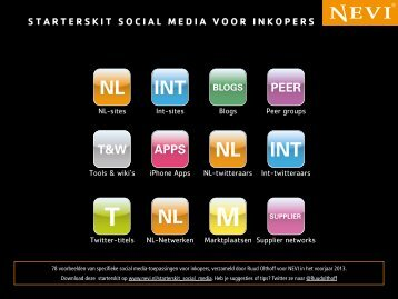 Starterskit Social Media - Nevi