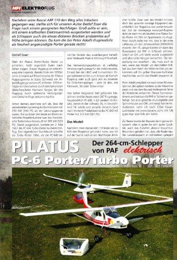 Paf- Porter 264 cm Testbericht - auf der Seite von