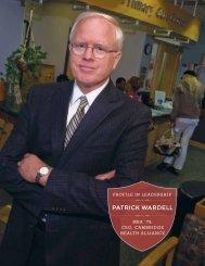 Patrick Wardell - Johnson Graduate School of Management