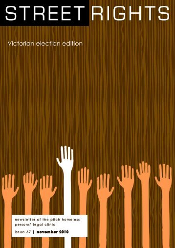 Victorian election edition - PILCH