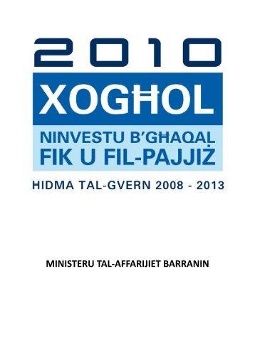 ministeru tal-affarijiet barranin - Ministry of Foreign Affairs Malta