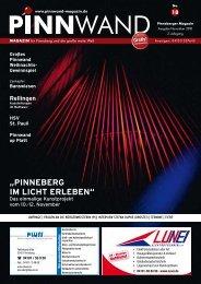 """Pinneberg im Licht erLeben"" - PINNWAND - Magazin"