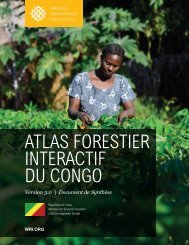 atlas forestier interactif du congo - World Resources Institute