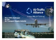 New ATM challenges for the Industry - Aeronautics Days 2006