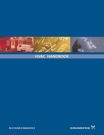 HVAC Handbook for Pump Selection