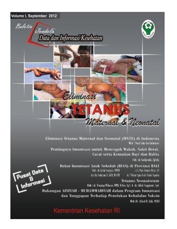 Buletin MNTE - Departemen Kesehatan Republik Indonesia