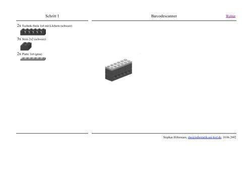 Code Scanner - Caucau.ch