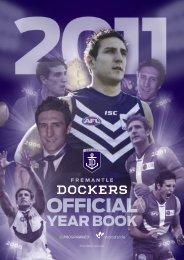 FD447a Year Book 2011 - Fremantle Football Club