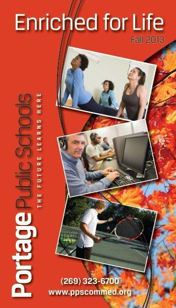 Enriched for Life - Portage Public Schools