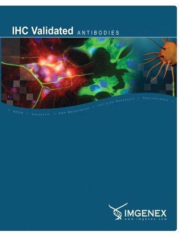 IHC Validated