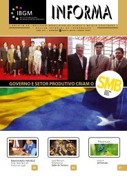 GOVERNO E SETOR PRODUTIVO CRIAM O - InfoJoia