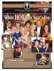 Issue 40 - Wilson Creek Winery