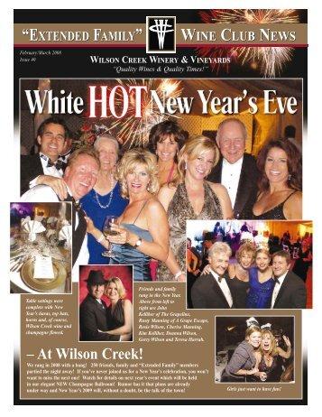 Issue 40 - Wilson Creek Winery