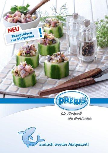 Rezeptideen zur Matjeszeit PDF - Grossmann Feinkost GmbH