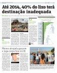 Cerca de 3 mil municípios descumprem 'lei dos lixões' - Metro - Page 3