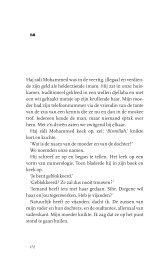 Haj sidi Mohammed was in de veertig, illegaal en verdien - Pauw en ...