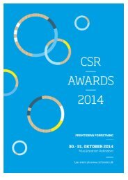 tentativt-program-csr-awards-2014